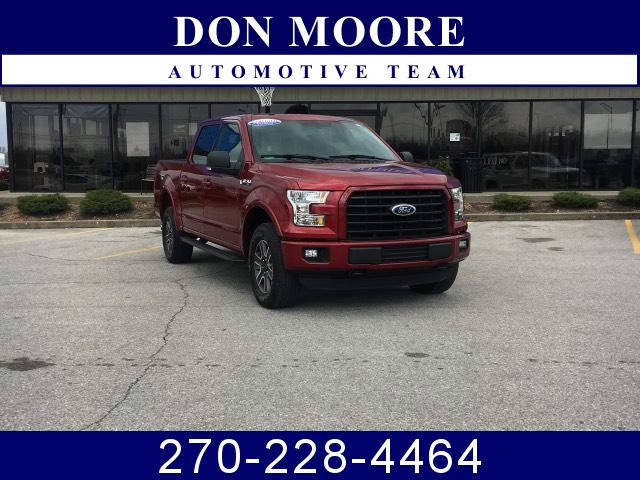 Used 2016 Ford F-150 for sale in Hartford, KY