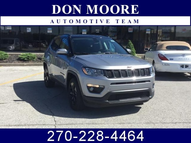 New 2019 Jeep Compass ALTITUDE 4X4 Sport Utility Hartford, KY