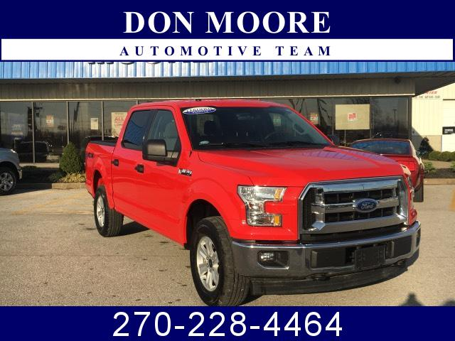 Used 2017 Ford F-150 for sale in Hartford, KY