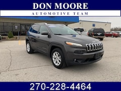 Used 2016 Jeep Cherokee for sale in Hartford, KY
