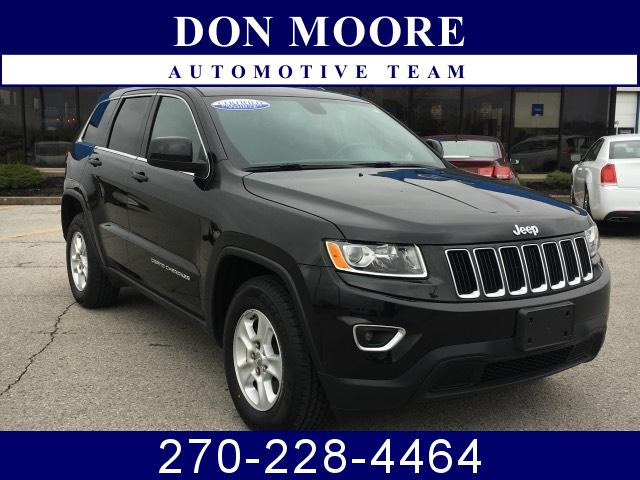 Used 2015 Jeep Grand Cherokee for sale in Hartford, KY