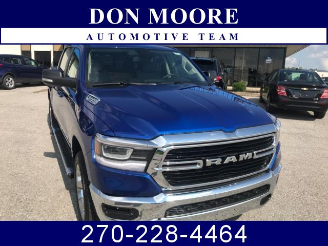 Featured New 2019 Ram All-New 1500 BIG HORN / LONE STAR CREW CAB 4X4 5'7 BOX Crew Cab for Sale in Hartford, KY