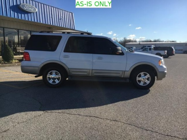 Used 2005 Ford Expedition 5.4L Eddie Bauer 4WD Sport Utility Hartford, KY