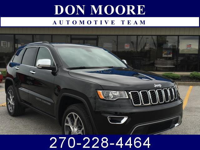 Featured New 2019 Jeep Grand Cherokee LIMITED 4X4 Sport Utility for Sale in Hartford, KY