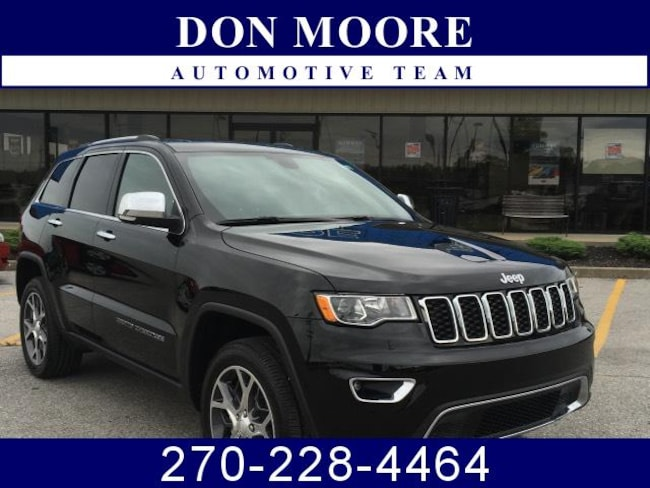 New 2019 Jeep Grand Cherokee LIMITED 4X4 Sport Utility Hartford, KY