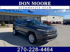 Used 2017 Jeep Cherokee for sale in Hartford, KY