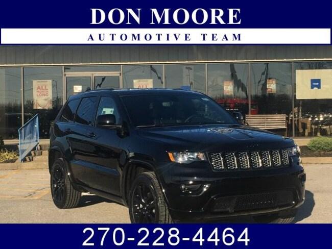 New 2019 Jeep Grand Cherokee ALTITUDE 4X4 Sport Utility Hartford, KY