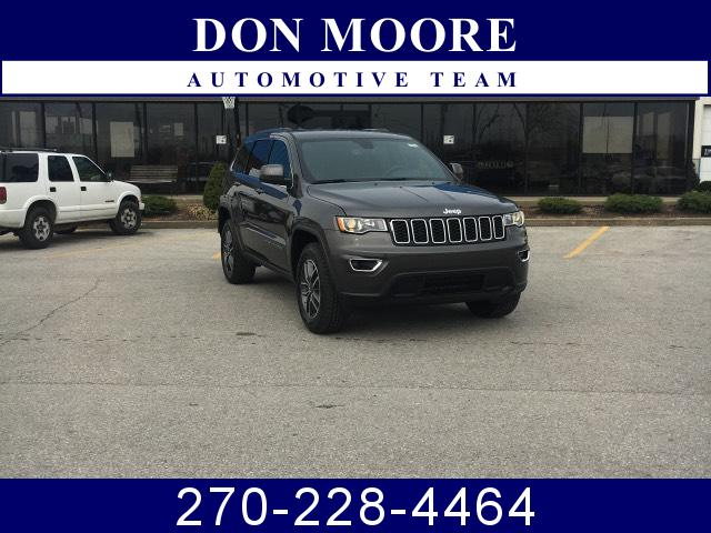 Featured New 2019 Jeep Grand Cherokee LAREDO E 4X4 Sport Utility for Sale in Hartford, KY