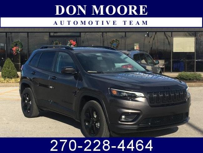 New 2019 Jeep Cherokee ALTITUDE FWD Sport Utility Hartford, KY