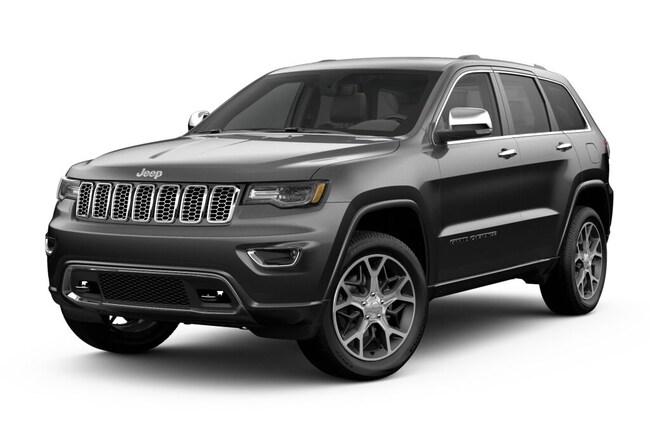 New 2019 Jeep Grand Cherokee OVERLAND 4X4 Sport Utility Hartford, KY