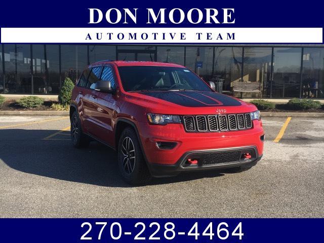 2019 Jeep Grand Cherokee TRAILHAWK 4X4 Sport Utility