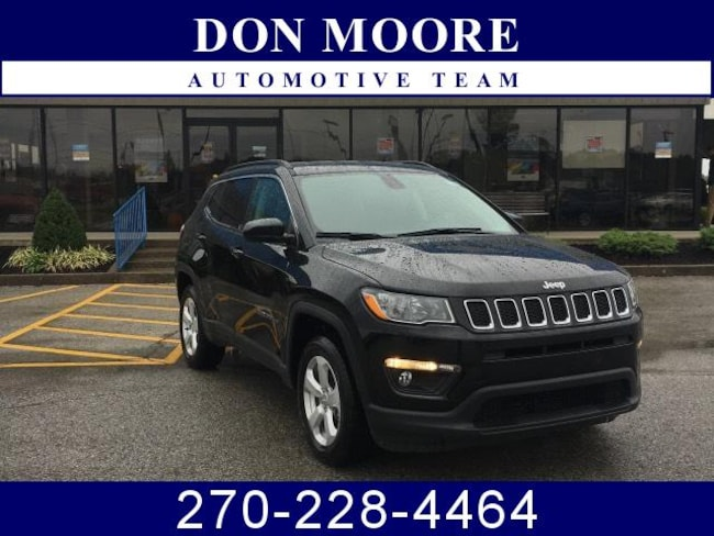 New 2019 Jeep Compass LATITUDE 4X4 Sport Utility Hartford, KY