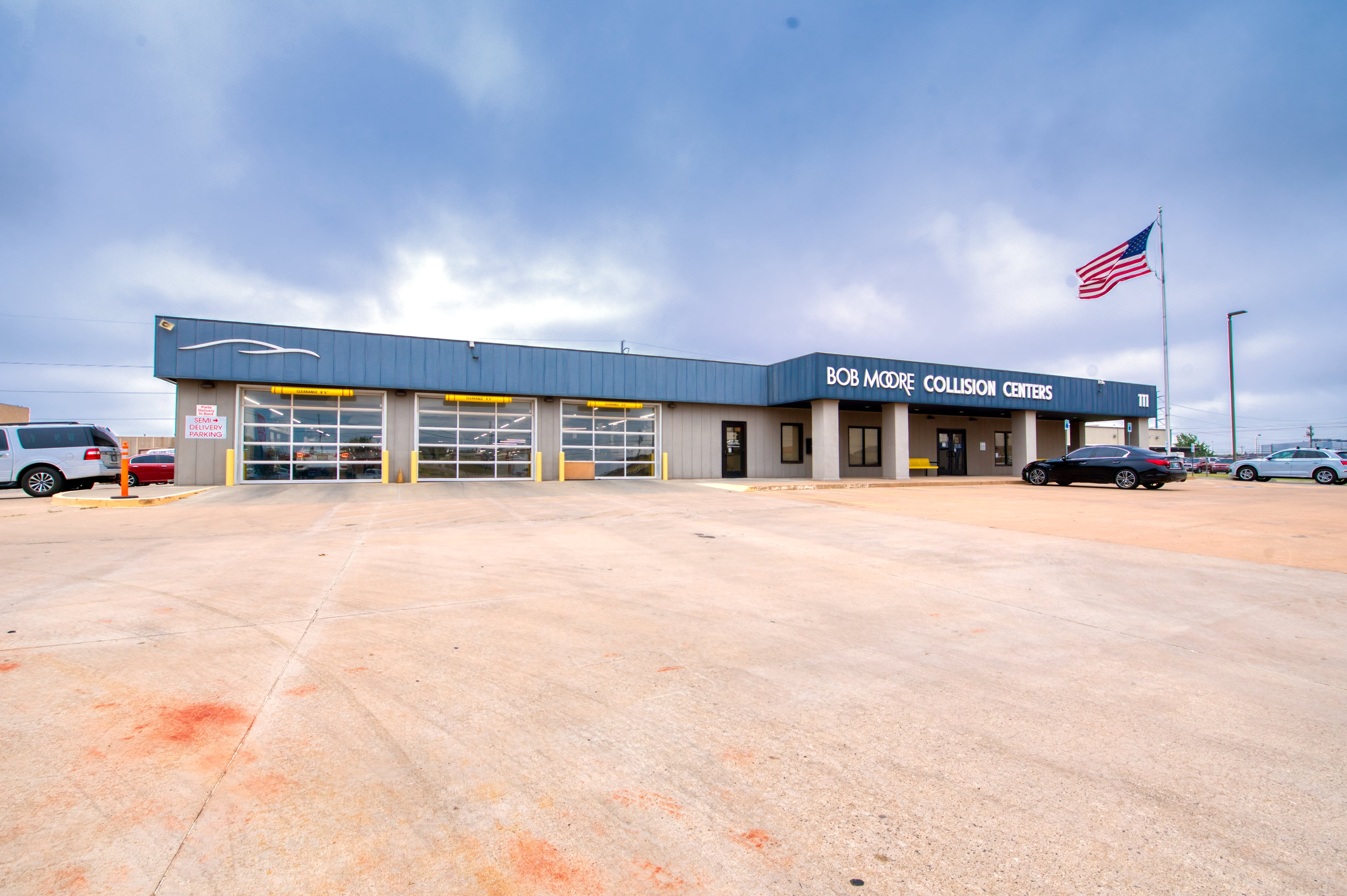 Affordable Body Shop in Oklahoma City