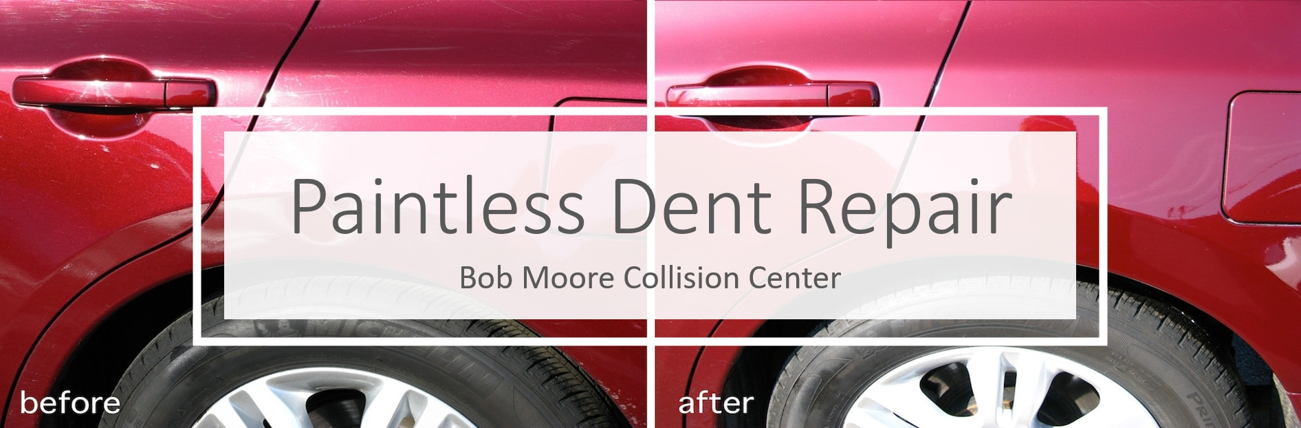 Paintless Dent Repair in Oklahoma City