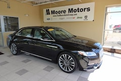 Used 2017 Lincoln Continental Reserve Sedan