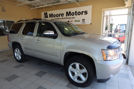 Featured used 2008 Chevrolet Tahoe SUV 1GNFK13048R268389 for sale in Caro, MI