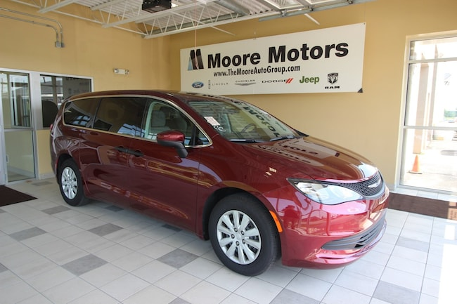 Used 2018 Chrysler Pacifica L Van For Sale in Caro, MI