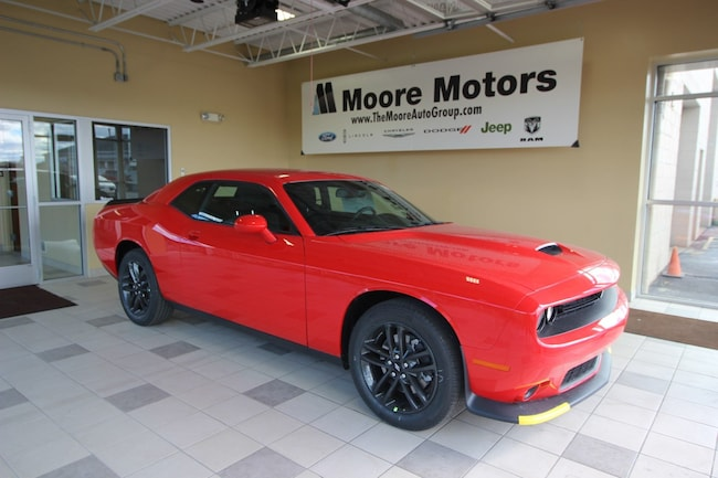 New 2019 Dodge Challenger GT AWD Coupe For Sale in Caro, MI