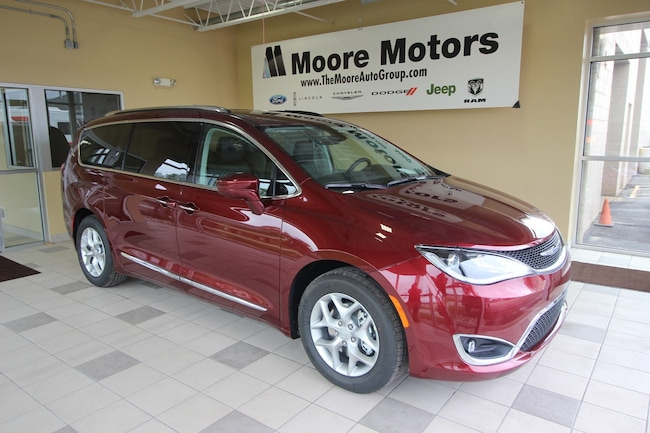 New 2019 Chrysler Pacifica TOURING L PLUS Passenger Van For Sale in Caro, MI