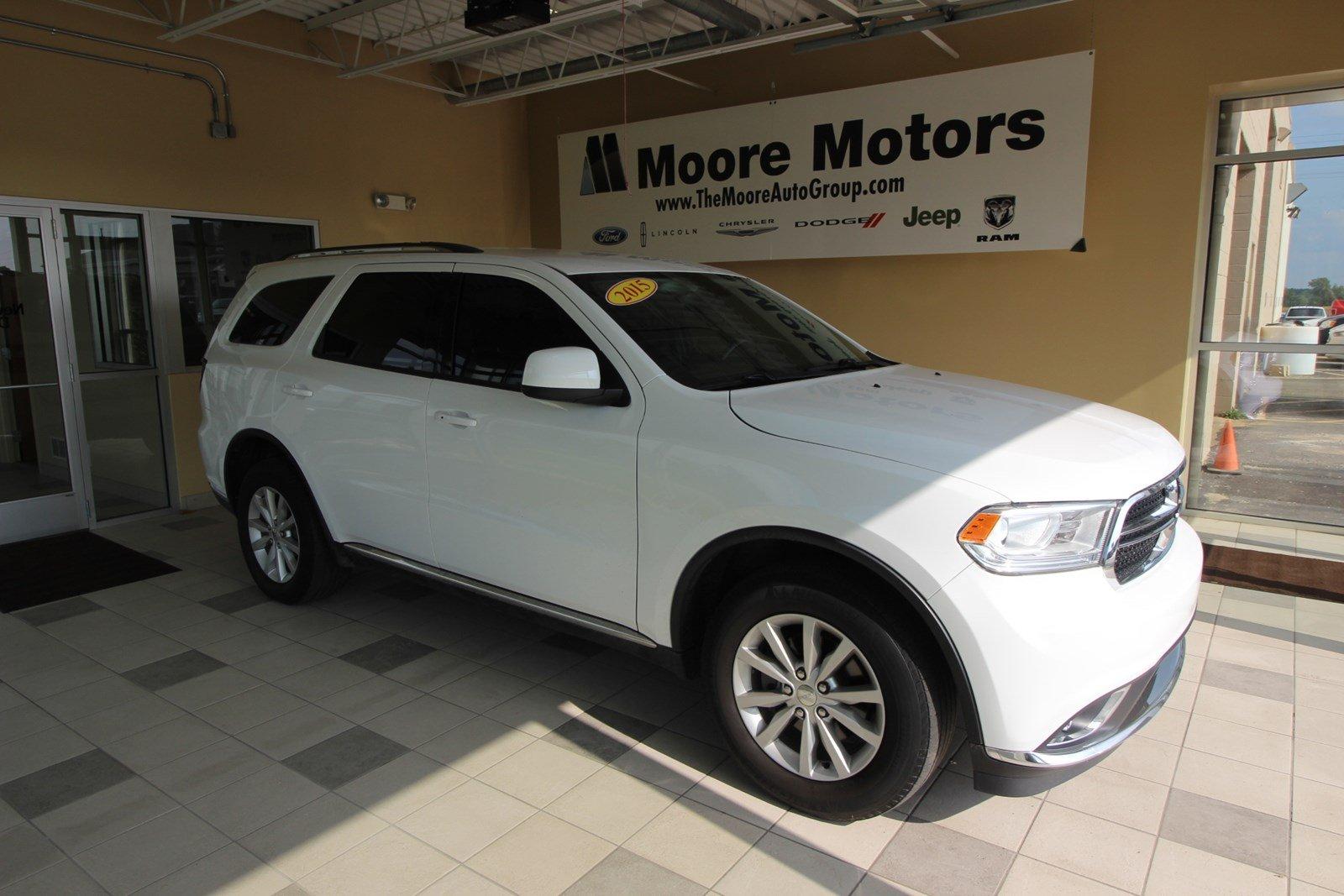 2015 Dodge Durango SXT SUV 1C4RDJAG1FC832905