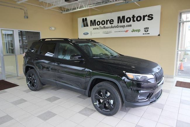 New 2019 Jeep Cherokee ALTITUDE 4X4 Sport Utility For Sale in Caro, MI