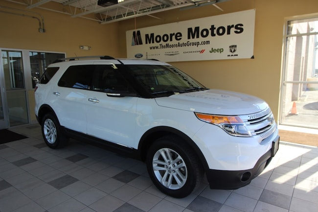 Used 2015 Ford Explorer XLT SUV For Sale in Caro, MI