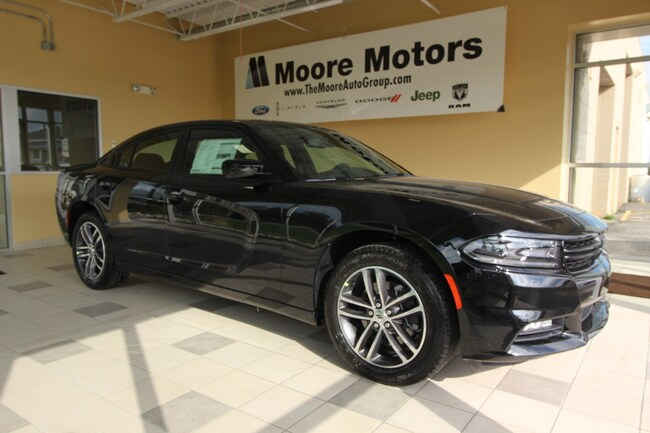 New 2019 Dodge Charger SXT AWD Sedan For Sale in Caro, MI