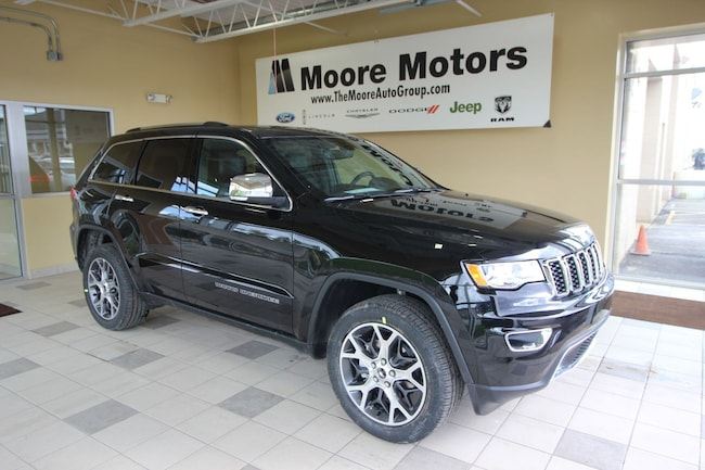 New 2019 Jeep Grand Cherokee LIMITED 4X4 Sport Utility For Sale in Caro, MI