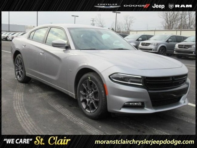 New 2018 Dodge Charger GT PLUS AWD Sedan For Sale St. Clair, Michigan