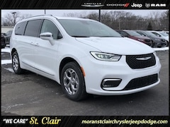 2021 Chrysler Pacifica LIMITED AWD Passenger Van