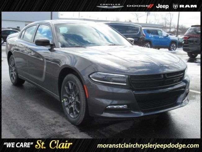 New 2018 Dodge Charger GT AWD Sedan For Sale St. Clair, Michigan