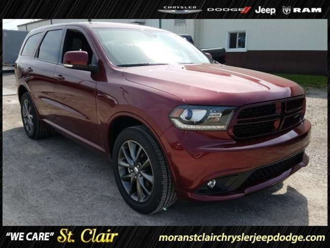New 2018 Dodge Durango GT AWD Sport Utility For Sale St. Clair, Michigan