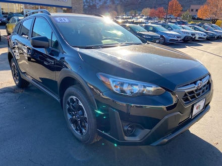 Featured New 2021 Subaru Crosstrek Base Trim Level SUV for Sale in Durango, CO