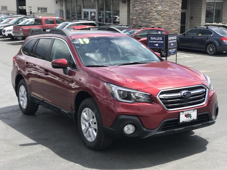 New 2019 Subaru Outback 2.5i Premium SUV For Sale in Durango, CO