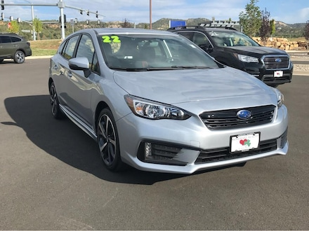 Featured New 2022 Subaru Impreza Sport 5-door for Sale in Durango, CO