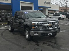 Used 2015 Chevrolet Silverado 1500 LT Truck Crew Cab 8732A in Durango, CO