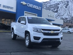 Used 2018 Chevrolet Colorado LT Truck Crew Cab U1929 in Durango, CO