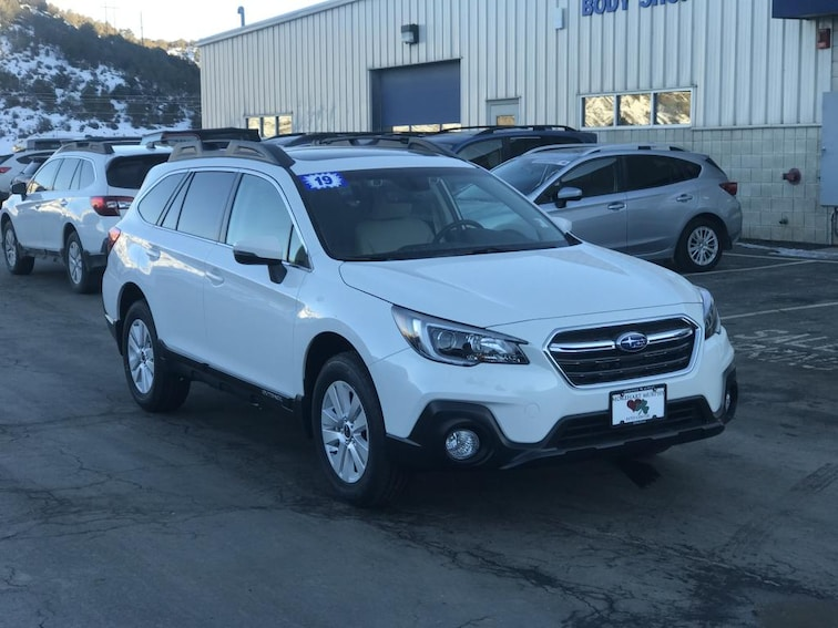 New 2019 Subaru Outback 2.5i Premium SUV For Sale in Durango, CO