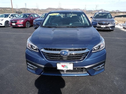Featured New 2021 Subaru Legacy Limited XT Sedan for Sale in Durango, CO