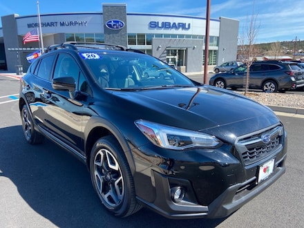 Featured Used 2020 Subaru Crosstrek Limited SUV for Sale in Durango, CO