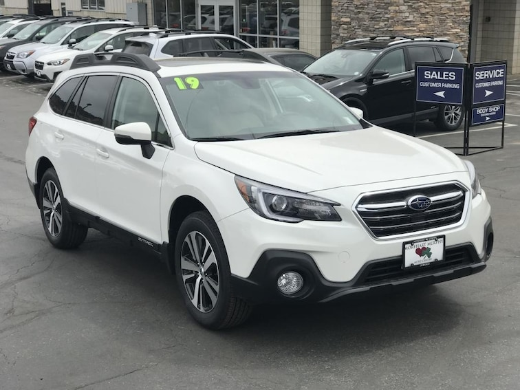 New 2019 Subaru Outback 2.5i Limited SUV For Sale in Durango, CO