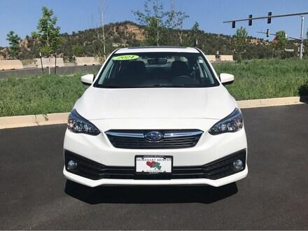 Featured New 2021 Subaru Impreza Premium Sedan for Sale in Durango, CO