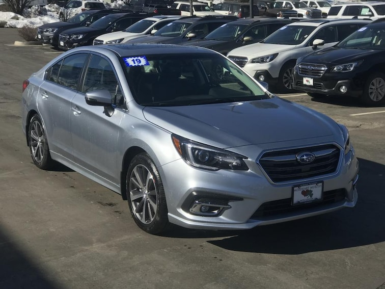 New 2019 Subaru Legacy 2.5i Limited Sedan For Sale in Durango, CO