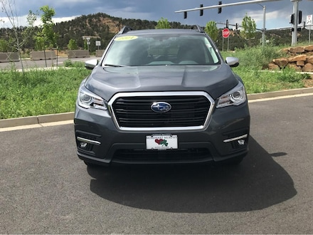 Featured New 2021 Subaru Ascent Touring 7-Passenger SUV for Sale in Durango, CO