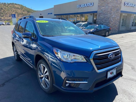Featured New 2021 Subaru Ascent Limited 7-Passenger SUV for Sale in Durango, CO