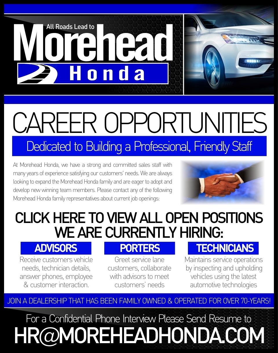 Lovely All Roads Lead To Morehead Honda. Welcome To Our All New Website! Serving  Monroe, Newburgh, Poughkeepsie, And Surrounding Areas In New York For Over  70 ...