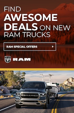Awesome Deals on New Ram Trucks