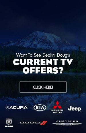 Dealin' Doug TV Spots
