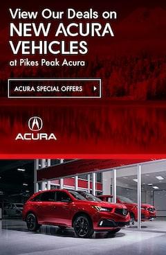 New Acura Vehicles