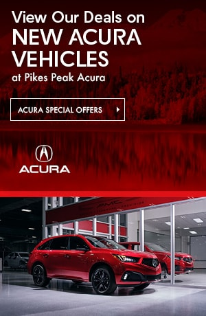 New Acura Vehicles